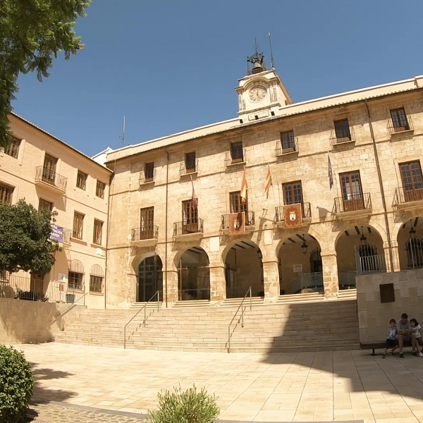 Civil and religious buildings, museums