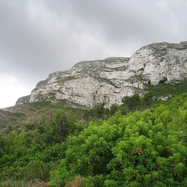Montgó natural park