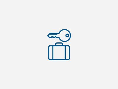 Gepäcklagerung